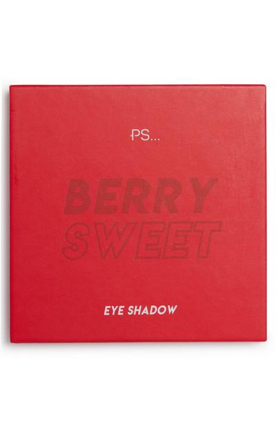 Ps Berry Sweet 9 Shade Eye Shadow Palette