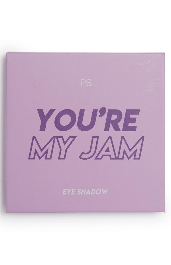 PS You're My Jam 9 Shade Eye Shadow Palette