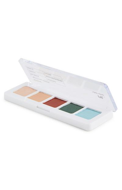 Ps Chill Zone Mineral Eye Shadow Palette