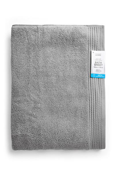 Grey Value Xl Bath Sheet