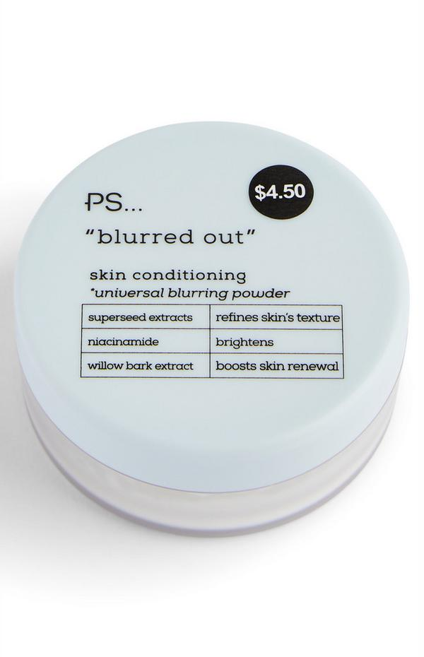 """PS Blurred Out"" Pflegendes Blending-Puder"