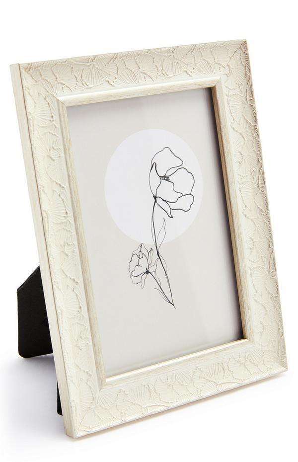 Fashion Flower Frame 4X6