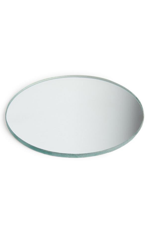 Small Decorative Mirror Glass Circle