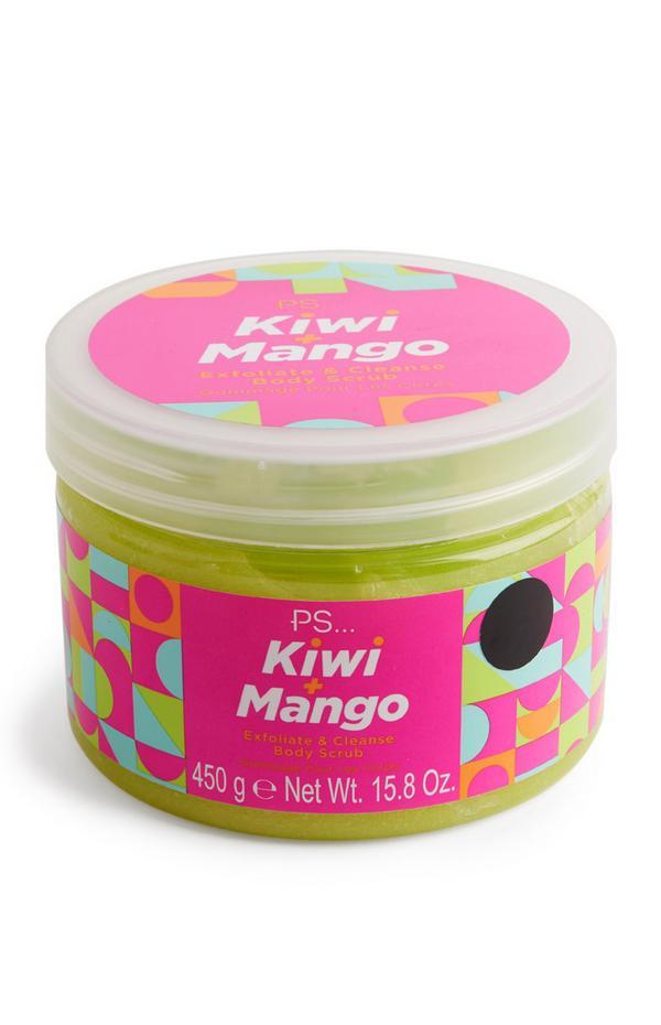 Exfoliant corporel PS parfum kiwi et mangue