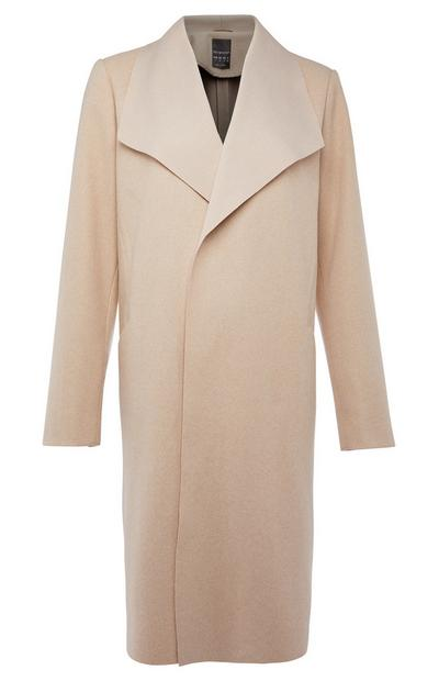 Formal Beige Coat