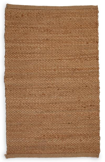 Rectangle Jute Rug