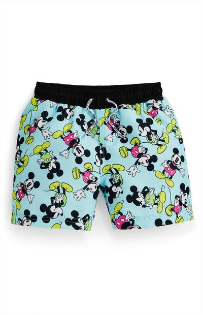 """Blaue """"Disney Micky Maus"""" Shorts (kleine Jungen)"""