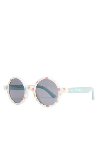 Baby Simple Days Polka Dot Sunglasses
