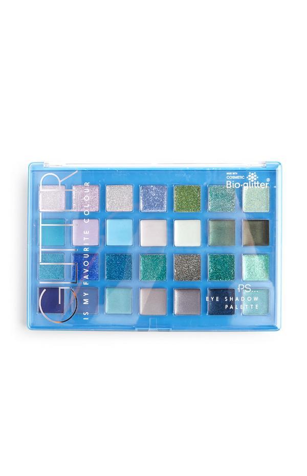 PS Bio Glitter 28 Shade Eyeshadow Palette