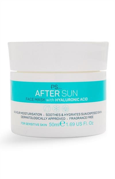 Ps After Sun Hyaluronic Acid Face Mask