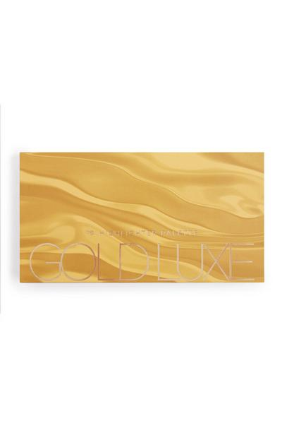PS Gold Luxe Highlighter Palette