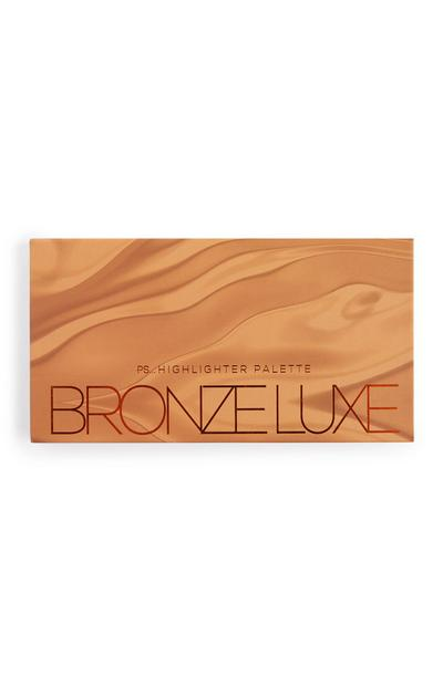 PS Bronze Luxe Highlighter Palette