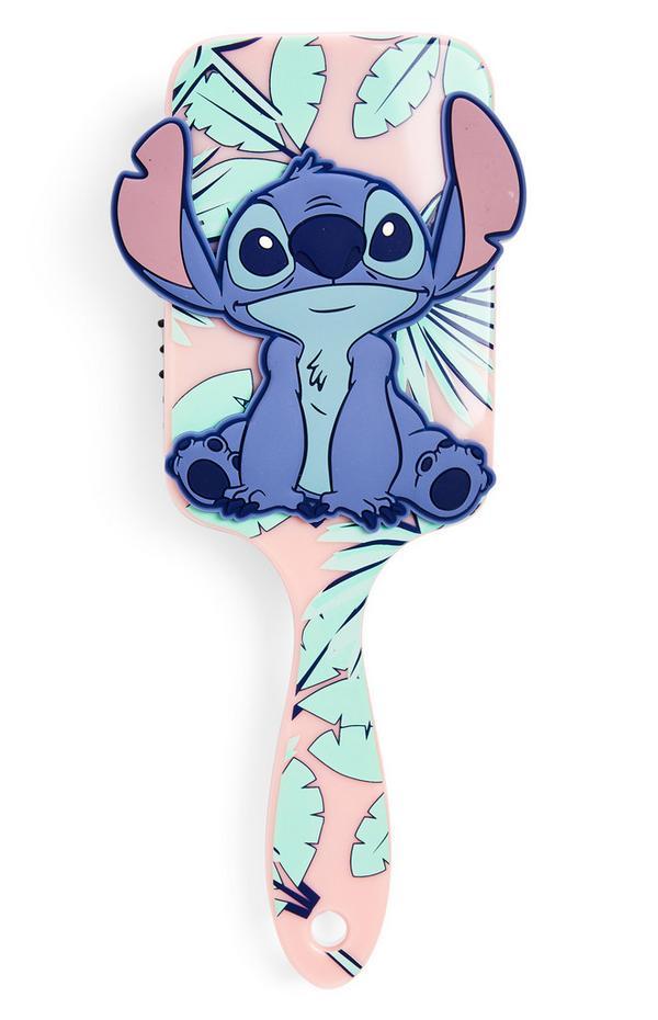 Disney Stitch Paddle Hairbrush
