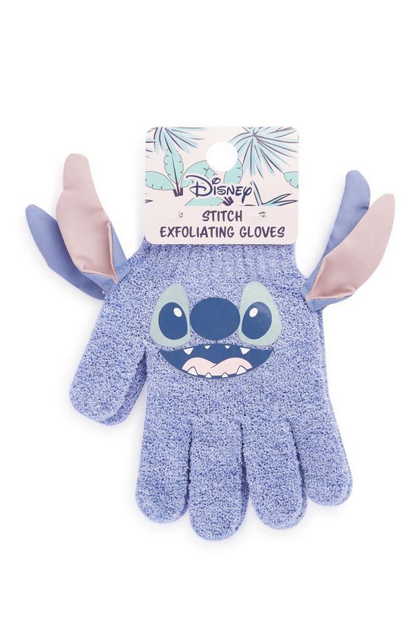 Disney Stitch Exfoliating Gloves