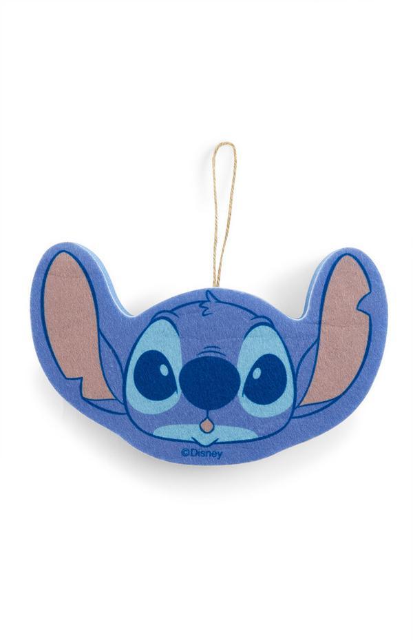 Esponja corpo Lilo and Stitch azul