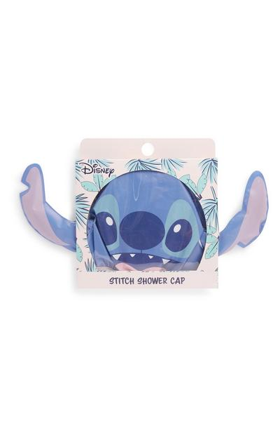 Disney Stitch Blue Shower Cap
