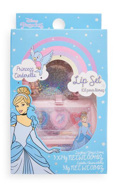 Komplet za ustnice Disney Princess Pepelka
