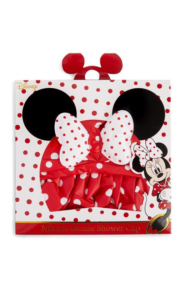 Disney Minnie Mouse Polka Dot Shower Cap