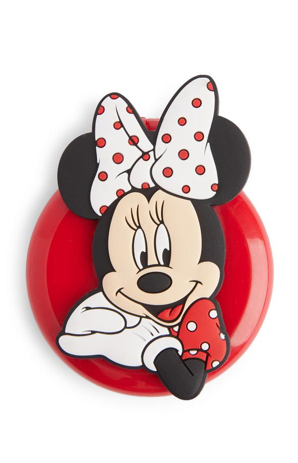 Disney Minnie Mouse Polka Dot Folding Hair Brush