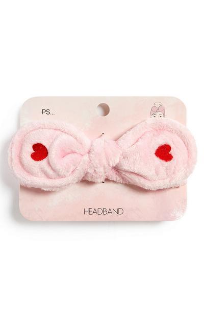 Valentines Hearts Headband