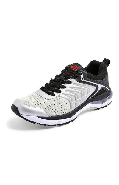 Monochrome Gel Active Trainers