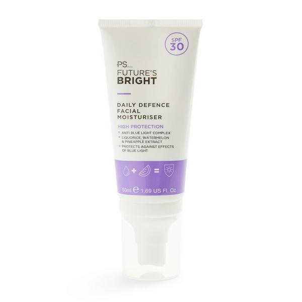 Crema idratante protettiva per uso quotidiano Ps Future's Bright Spf 30