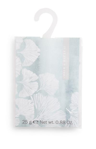Amber Bay Leaf Printed Room Sachet