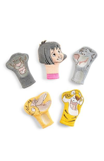 The Jungle Book Finger Puppets 5 Pack