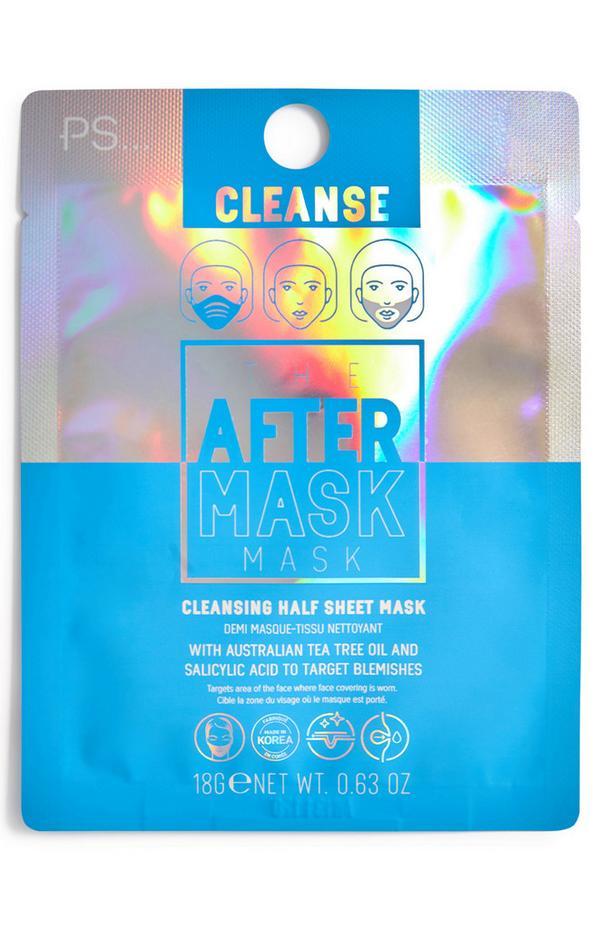 Mascarilla limpiadora para después de usar la mascarilla higiénica The After Mask