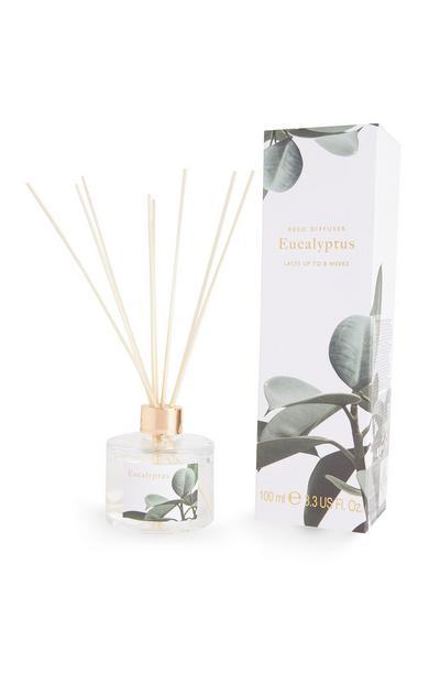 Difusor bambu estampado Eucalyptus 100 ml