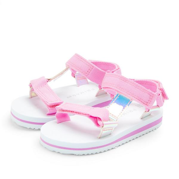Younger Girl Mermaid Sandals