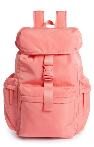Coral Active Nylon Backpack