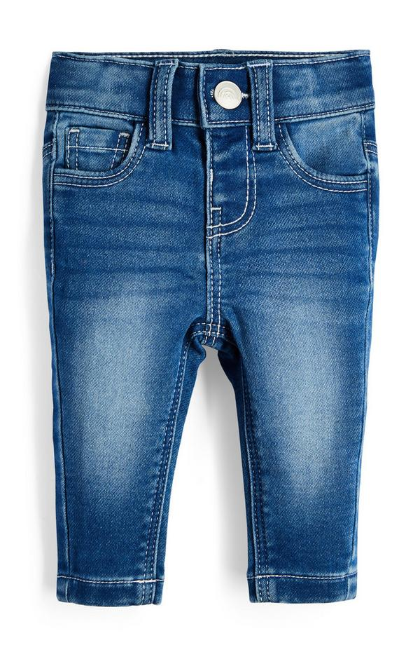Baby Boy Blue Skinny Jeans