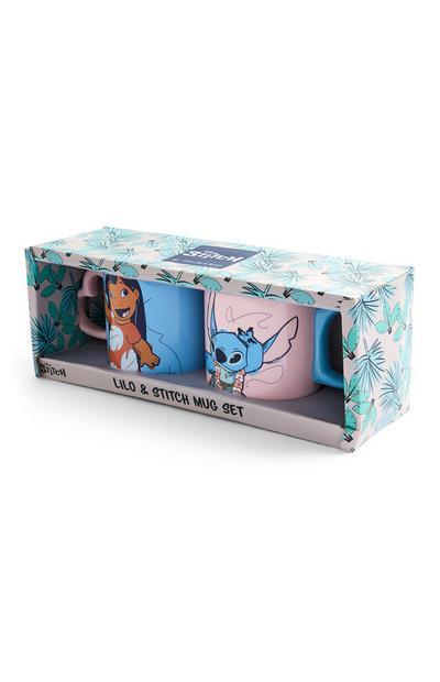 Lilo And Stitch Mugs 2 Pack