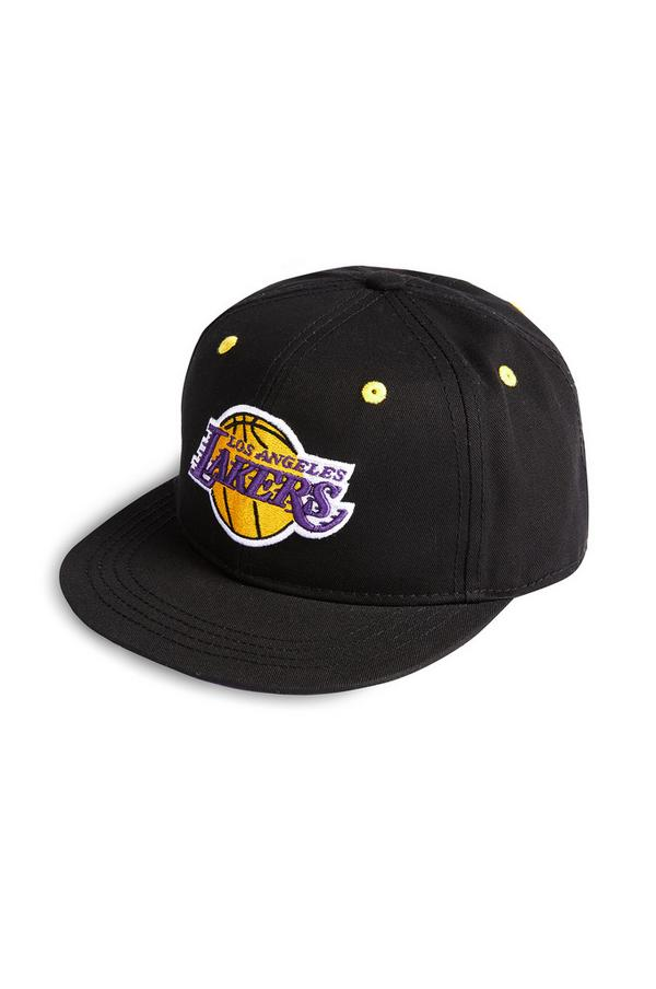 Cappellino da baseball nero NBA LA Lakers