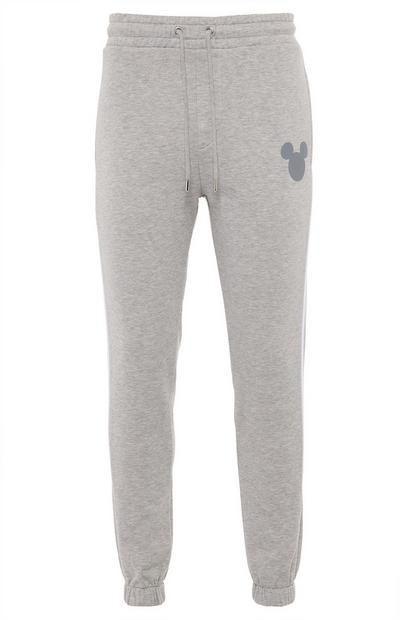 Grijze joggingbroek Primark Cares met Disney Mickey