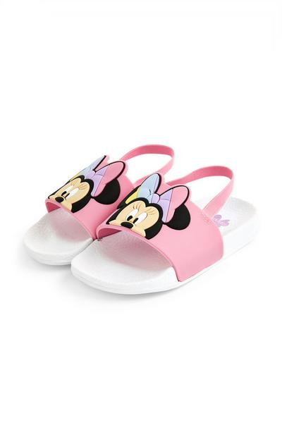 Claquettes roses Disney Minnie Mouse fille