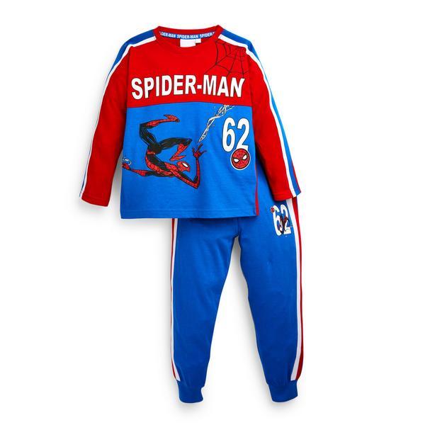 Spiderman pižama za mlajše fante