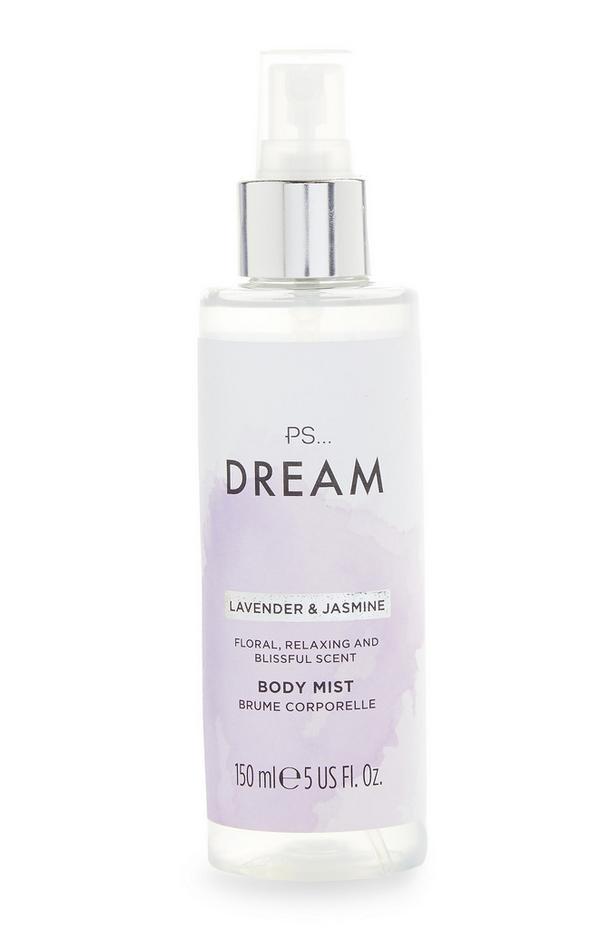 Kussen- en lichaamsspray Ps Dream Lavender And Jasmine
