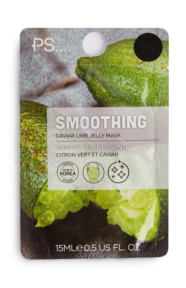 PS Smoothing Caviar Lime Jelly Face Mask