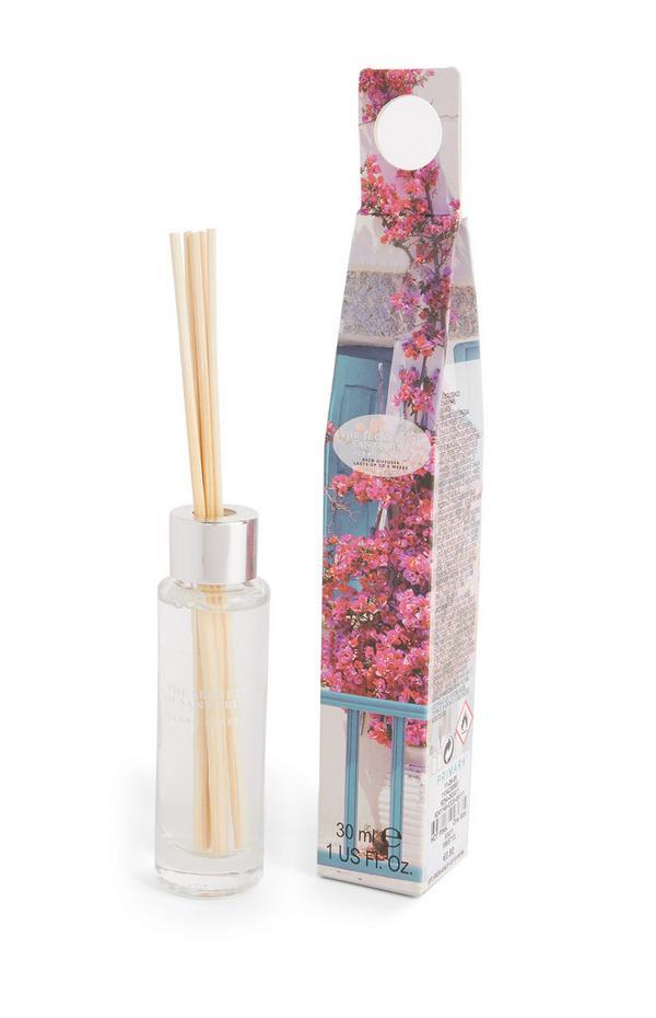 The Secret Of Santorini Printed Mini Reed Diffuser