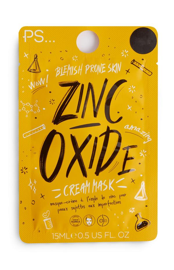 "PS ""Zinc Oxide"" Creme-Gesichtsmaske"