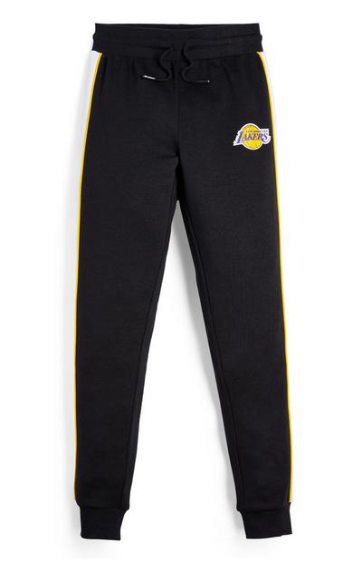 Bas de jogging noir NBA LA Lakers ado