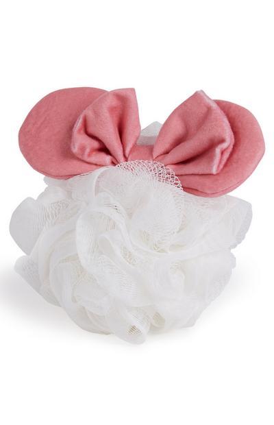 Fleur de douche blanche Primark Cares Disney Mickey