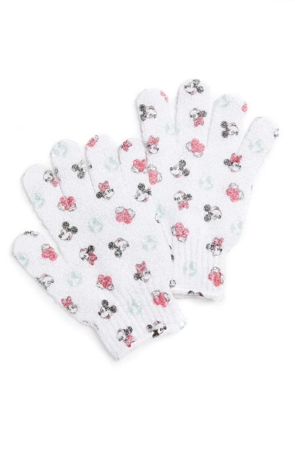 Primark Cares Featuring Disney Mickey Mouse Exfoliating Gloves