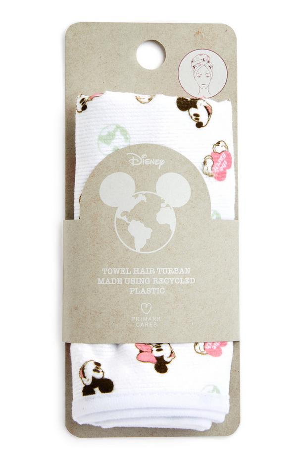 Serviette turban Primark Care Disney Mickey Mouse