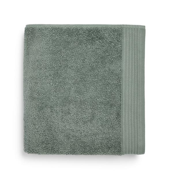Ultra Large Mint Green Bath Towel