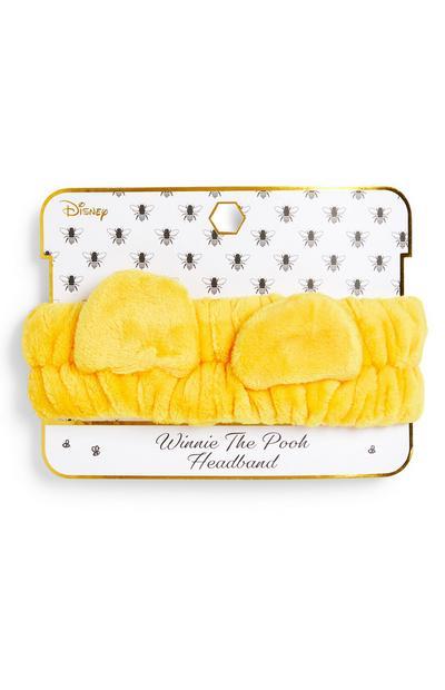 """Gelbes """"Winnie Puuh"""" Haarband"""
