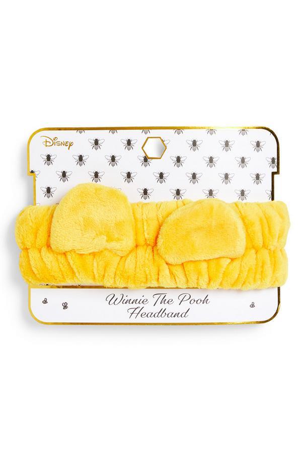 Yellow Winnie The Pooh Headband