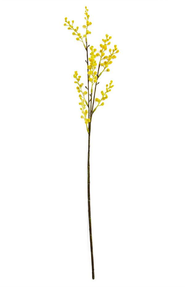 Tallo de mimosa artificial